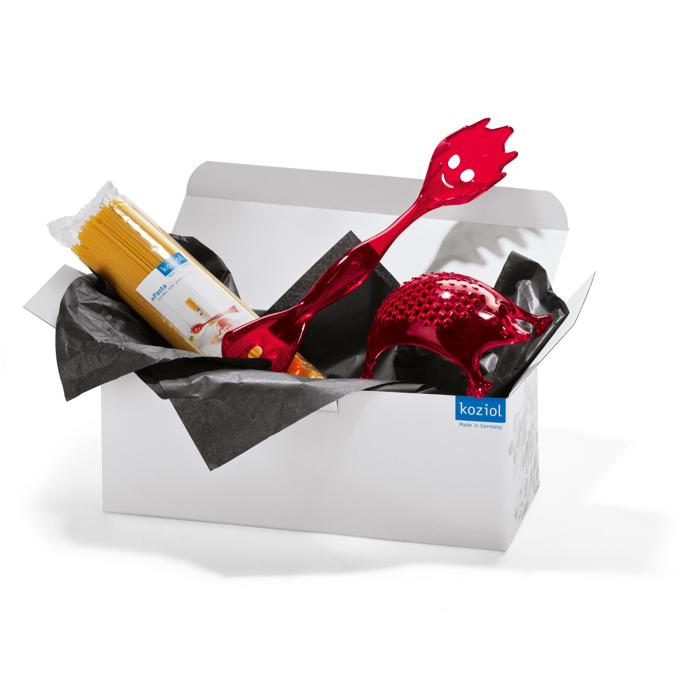 Küche, Koziol, Geschenkidee, Geschenk, Pasta, Käse, Küchenzubehör, Parmesan