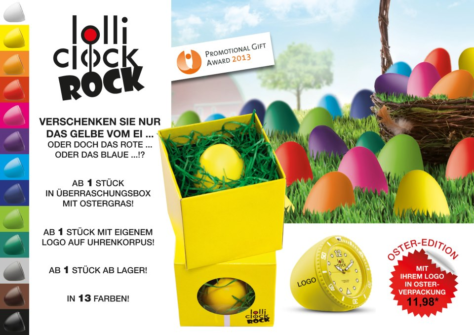 Lolli Clock Rock 1