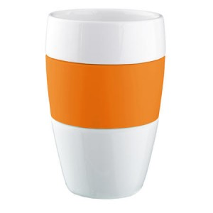 becher orange