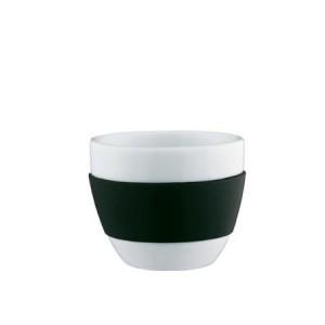espresso tasse schwarz