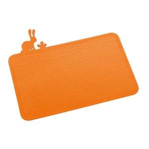 schneidebrett orange