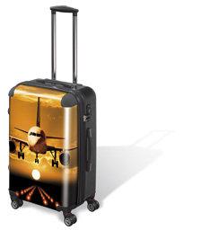 travel trolley mit Druck