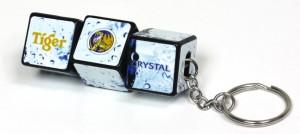 Rubiks Schlüsselanhänger als Werbeartikel
