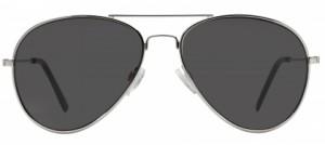 Sonnenbrille Metall