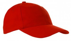 Brushed Twill Cap rot