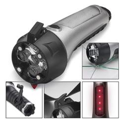 Sicherheits-Taschenlampe-Notfallwerkzeug