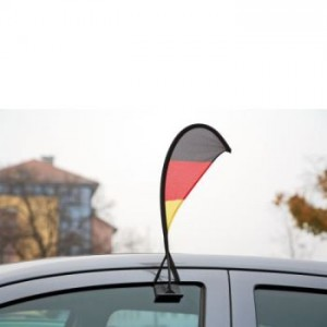 Autofahne Windsegel