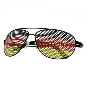 Flaggenbrille