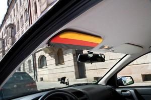 Sonnenblendenüberzug Deutschland
