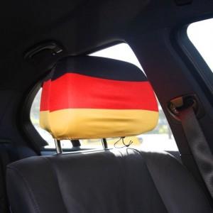 Kopfschützenüberzug Flagge
