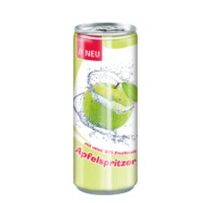 Apfelspitzer-Alu-Dose