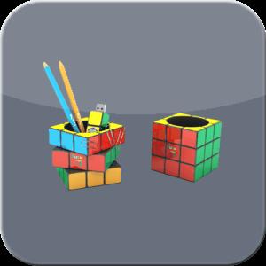 Rubik's Stifteköcher