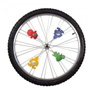 Reflektoren-Figuren-Fahrrad-Accessoires