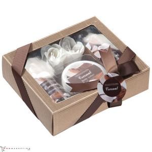 Geschenk Set für Jubiläum, Werbe-Mittel für den Advent, Seife bedrucken