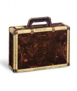 Koffer mit Griff Kartonage, Präsentkorb, Werbegeschenkset