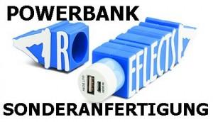 Powerbank in Sonderanfertigung, 65007