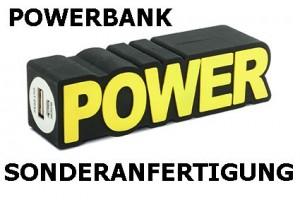 Powerbank in Sonderanfertigung, 65010