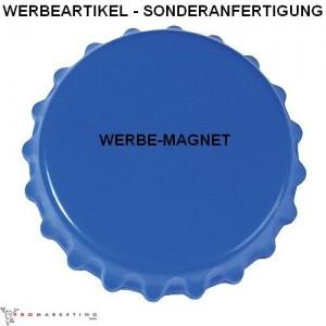 Magnet Kronkorken, Werbeartikel-Sonderanfertigung, Sonderproduktion