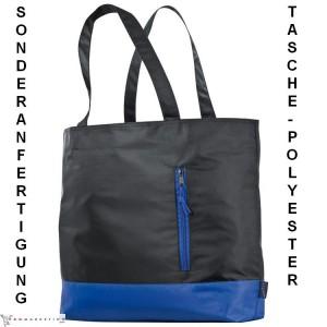 Tasche Polyester, Tragetasche Sonderanfertigung, Online-Shop Promarketing.de, Art. 68687-40c