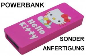 soft_pvc_Powerbank in Sonderanfertigung, Sonderherstellung, Sonderproduktion