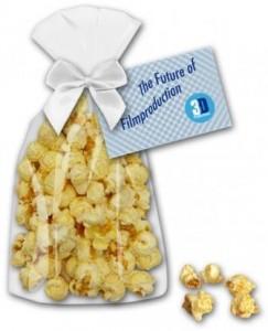 Popcorn-als-Werbeartikel-in Glanzbeutel