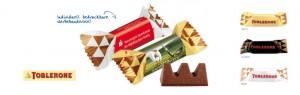 Toblerone-Minis-mit-Werbebanderole