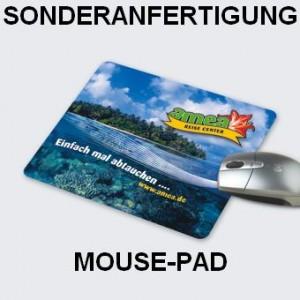 WE_591_Mouse-Pad Kunststoff Größe L (A); Sonderanfertigung Mouse-Pad selbsthaftend durch Micro-Tac Beschichtung