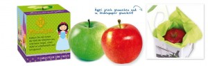 Werbe-Apfel-in-Promotionbox