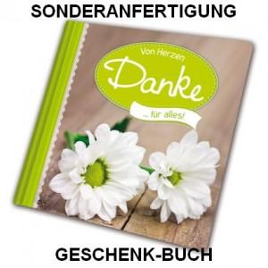 Sonderanfertigung Geschenk-Buch