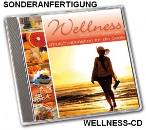 Sonderanfertigung Wellness-CD