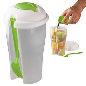 Salat Shaker To Go