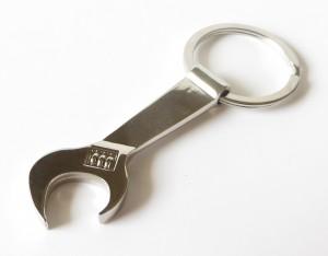 Schraubenschlüssel -Anhänger
