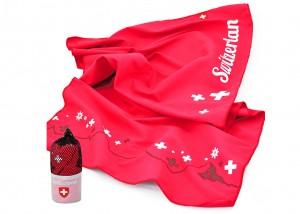 Handtuch-Swiss-Microfaser-Towel