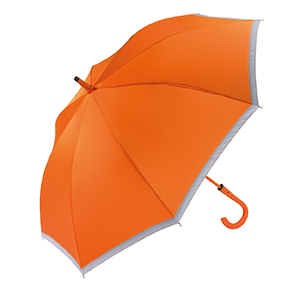 Stockschirm-Strike-orange
