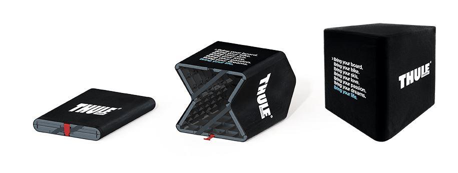 Flatcube Werbe-Sitzwürfel
