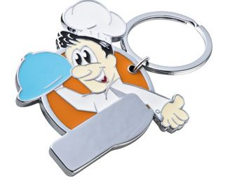 Schlüsselanhänger Koch