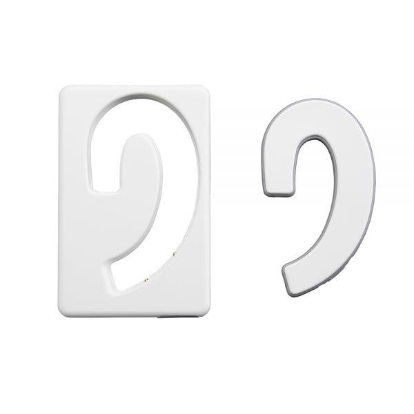 Headset im Visitenkartenformat