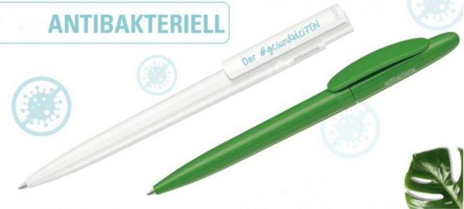 Kugelschreiber mit Silberionen