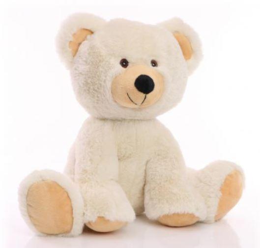 Nachhaltig hergestellter Teddybär