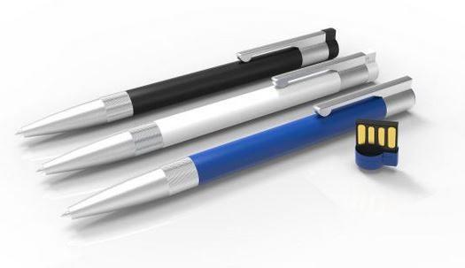 USB-Pen mit Lasergravur