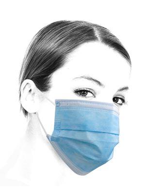 Medizinische Maske mit BFE >98%