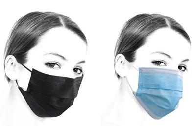 CHirurgische OP-Masken bedrucken