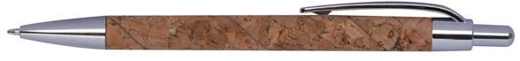 Kork-Kugelschreiber mit Gravur