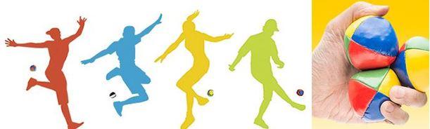 Sport- und Freizeitgestltung mit Werbeartikeln