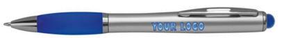 Kugelschreiber mit Stylus und LED-Licht für Ihre Werbung