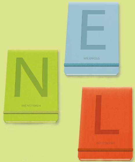 Notizbuch in außergewöhnlichem Format