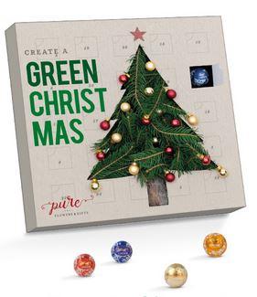 Weihnachtlich Werben